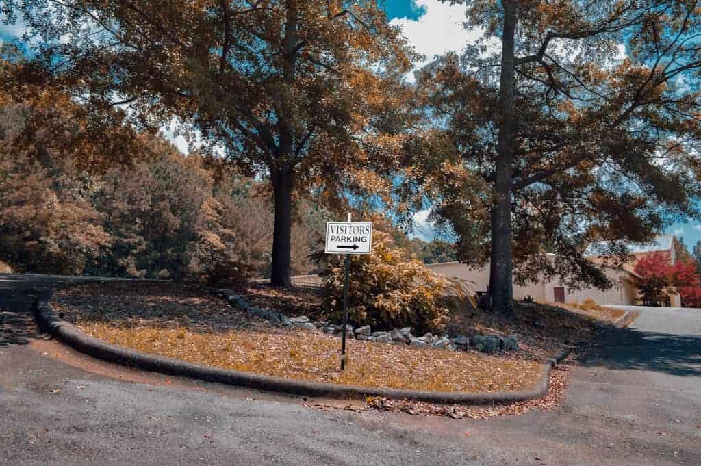 Agape Church Parking